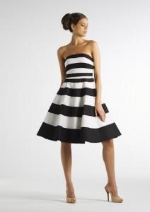 Black_White Dress